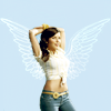svgurl: (actress: sophia bush wings)