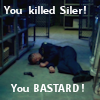 thothmes: Siler, collapsed on floor, legend - You killed Siler! You Bastard! (You Killed Siler)