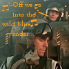 thothmes: Sam, 2nd seat in an X-302 sings the Air Force Hymn (Wild Blue Yonder)