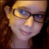 ayelle: New glasses. Laptop cam, Feb 2010.  (new glasses)