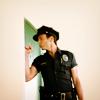 texmas: gob (will arnett) from arrested development. (arrested development: gob - hot cops)