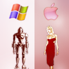 colls: my cylon pwns your cylon (BSG PC<Mac)