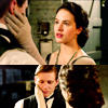 "gloriafan: Tom and Sybil from ""Downton Abbey."" (K9 and Company - Sarah Jane + K9)"