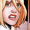 lilpocketninja: Power Girl being confused (wtf)