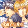 lady_ganesh: Iwabuchi and Kamiy from Chintsubu, my favorite talking penis manga (chintsubu)