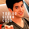 king_styles: (BTR: Logan. Go Glen Coco)
