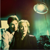 tree: very young david and gillian/mulder and scully promo for the x-files ([xf] wonderfully collided)