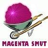 blueyeti: Magenta Smut: a wheelbarrow of pink and shiny. (Wheelbarrow - Magenta Smut)