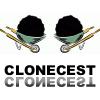 blueyeti: Clonecest: Matching wheelbarrows filled with black shame. (Wheelbarrow - Clonecest)