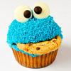 alwaysaweapon: cupcake (cookie monster - cupcake - omnomnom)