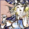 stealth_noodle: FF2's Hilda has a sweet helmet, a glass of wine, and no time for your bullshit. (hilda)