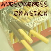 kayqy: Awesomeness on a stick (pocky)