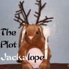 kayqy: The plot jackalope! (jackalope)