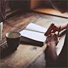 nenyoufar: (дневник и бокал)