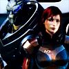hot_tramp: Mass Effect's Shepard and Garrus (mass-effect-shep-garrus)