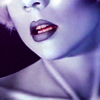 aryas_zehral: Close crop of Chiana's mouth, slightly open as if worried/breathless (fringe shine a light)
