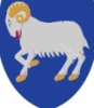 akashasheiress: faroes coat of arms (faroes)