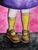 ettegoom: art by Marcia Furmam (feet)