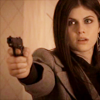 veleda_k: Kate from White Collar with a gun (White Collar: Kate)