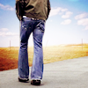 pennyplainknits: jared's legs (all the way up)