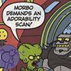 bodger: Morbo demands an adorability scan! (Morbo adorability)