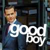 theaeblackthorn: (Suits - Harvey - Good Boy) (Default)
