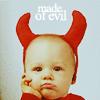 naanima: ([Baby] Made of Evil)
