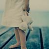 naanima: ([Misc] Girl with rabbit)