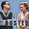 ancarett: Penny is SO busted! (BBT So Busted Leonard Penny)