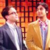 ancarett: Somebody's feeling smug (BBT Smug Leonard Raj)