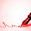 trace_of_scarlet: Red ink-pen (Default)