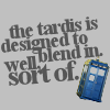 naanima: ([Doctor Who] TARDIS)