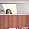 dagas_isa: Peggy from Mad Men looking over the office partition (peek-a-boo peggy)
