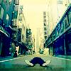 naanima: ([Misc] Lying in the street)