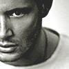 dephigravity: (Jensen B&W)