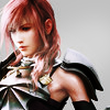 lassarina: Lightning in FFXIII-2 costume, as a Valkyrie (Lightning: Valkyrie)