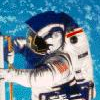 unixronin: Astronaut on EVA (Space)
