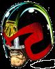 unixronin: Judge Dredd, from the comic (Judge Dredd)
