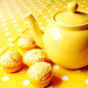pennyplainknits: image of a teapot (nice cup of tead)