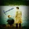 rearranged: (Dean & Cas: dock dream - forever - perso)