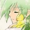 willag: Fakir & Ahiru (Fakir cuddles Duck)