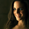 elfin: image: bo with her eyes glowing blue (lost girl.bo eyes)