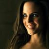 elfin: image: bo with her eyes glowing blue (lost girl.bo eyes)