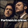 piplover: (Holmes and Watson)