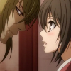 cannotcrossdress: ([hakama] Kazama Stare-Down)