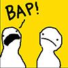 bodger: http://hyperboleandahalf.blogspot.com/ (Bap)