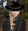 leona_argentia: This is what I look like in Second Life (My SL Avatar)