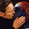 prefers_magneto: (magneto smooches)