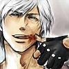 stripedtabby: (DMC: Lick)