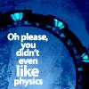 pentapus: Really an inside joke with myself, failed physics major. (gate science)